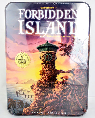 Gamewright: Forbidden Island