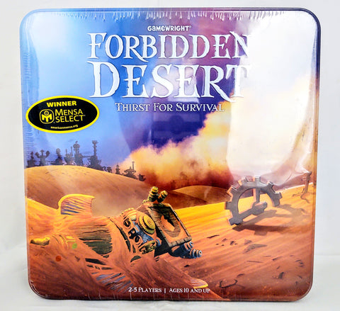 Gamewright: Forbidden Desert
