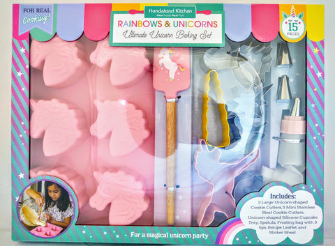Rainbows & Unicorns Baking Set
