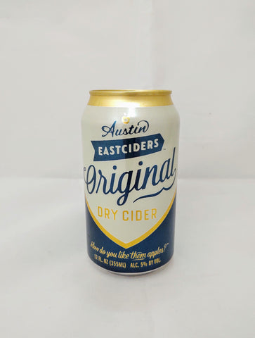 Austin Eastciders' Original Dry Cider