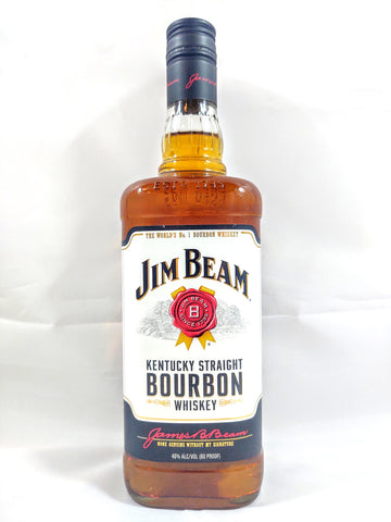 Jim Beam White Label - Liter