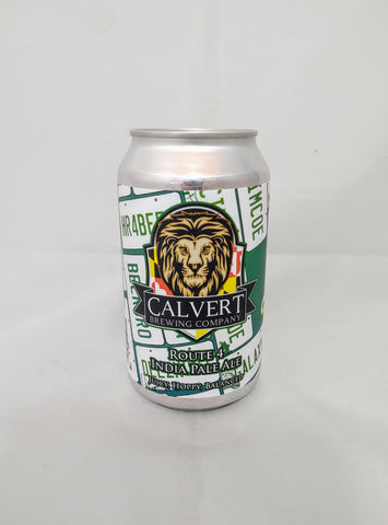 Calvert Brewing Company's Route 4 IPA