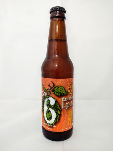 Evolution Craft Brewing's Lot No. 6 Double IPA