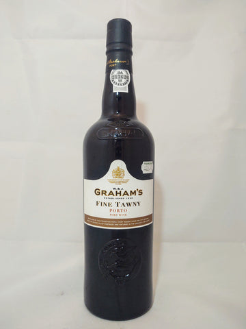 W. & J. Graham's Fine Tawny Port