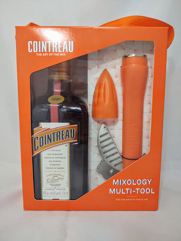 Cointreau - 750 ml w/ bar tool kit