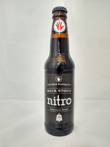 Left Hand Brewing Co.'s Milk Stout Nitro