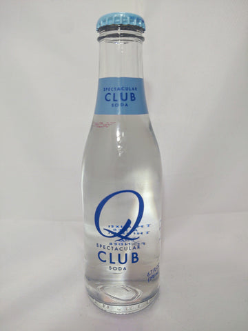 """Q"" Club Soda - 6.70 oz."