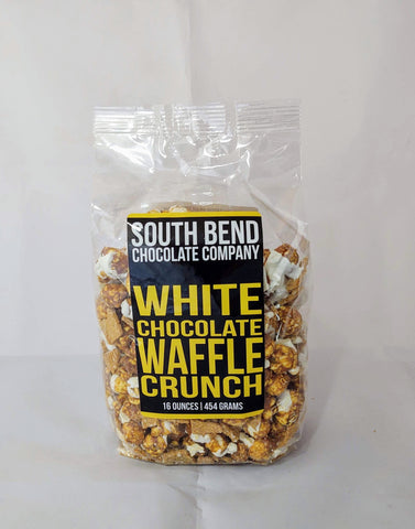 South Bend White Chocolate Waffle Crunch