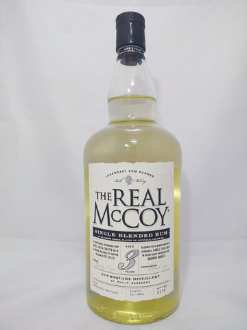 The Real McCoy 3 Year - 750 ml