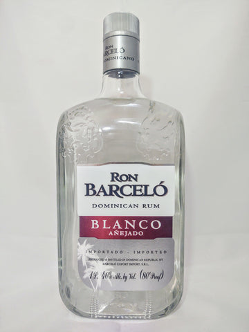 Ron Barceló Blanco - Liter