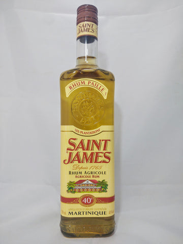 Rhum St. James Paille - 750ml