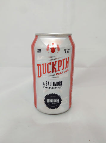 Union Craft Brewing's Duckpin Pale Ale