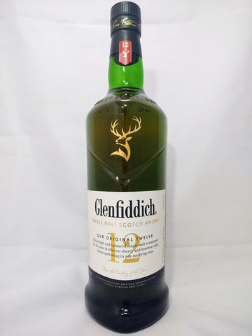Glenfiddich 12 Year - Liter