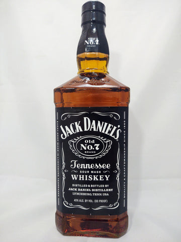 Jack Daniels Tennessee Whiskey - Liter