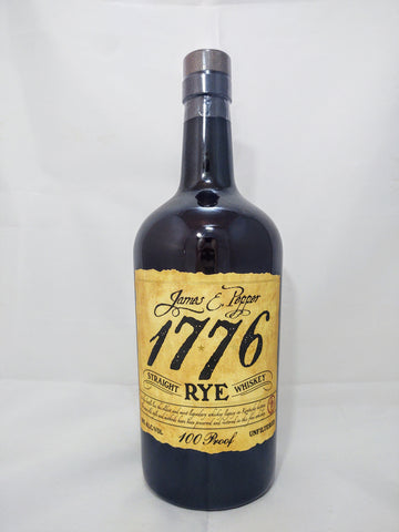 James E. Pepper 1776 Straight Rye Whiskey - 750ml