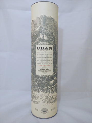Oban 14 Year Single Malt - 750ml