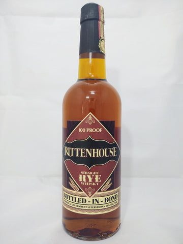 Rittenhouse Bottled in Bond Rye - 750ml