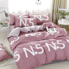 Load image into Gallery viewer, Superfine Fiber Winter Thickening  home bedding set duvet cover Bed line bed Sheets pillowcases