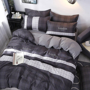 Superfine Fiber Winter Thickening  home bedding set duvet cover Bed line bed Sheets pillowcases