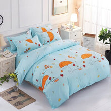 Load image into Gallery viewer, Comforter Bedding Sets Space For Kids Children Student Dormitory