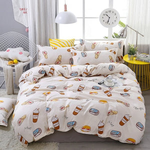 Comforter Bedding Sets Space For Kids Children Student Dormitory