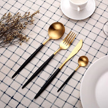 Load image into Gallery viewer, 16pcs 24 pcs cutlery set Portugal tableware