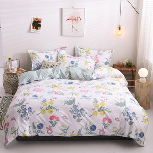 Comforter Bedding Sets For Children Lovely Yellow Duck Bed
