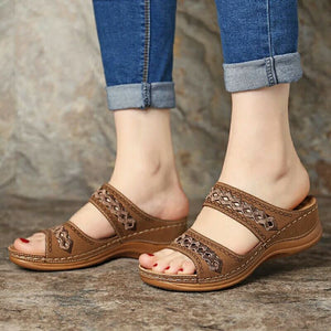 Shoes Woman Summer Comfortable Women Wedges Sandals