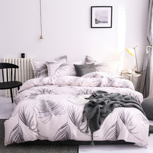 Load image into Gallery viewer, Claroom Bedding set Classical Double sided Bed Linings Concise