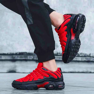 New outdoor men's running shoes non-slip shock-absorbing