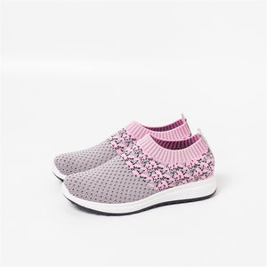 Summer women's sneakers Vulcanized Shoes Sock Sneakers
