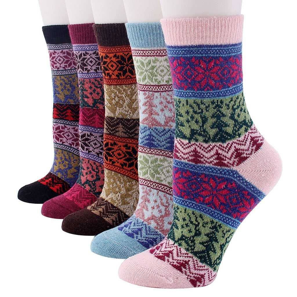 New Fashion Socks Women Cotton Funy Euramerican