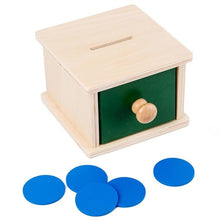 Load image into Gallery viewer, wood educational toy professional montessori