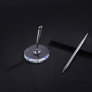 Crystal Pen Socket Creative Gift Creative Office