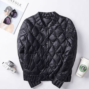 Jacket Female Plus Size Outwear