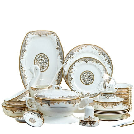 Fashion 2019 Tableware Sets Dishes Home