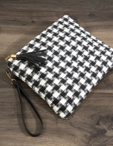 Herringbone Crossbody