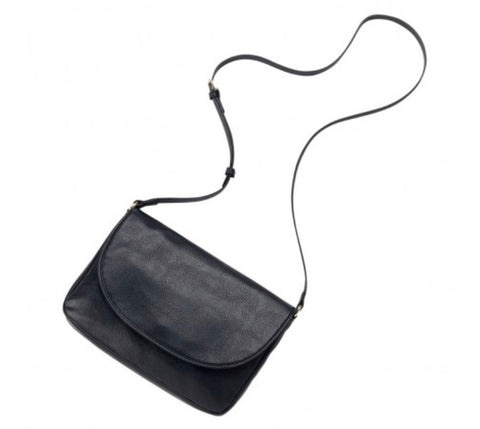 Black Anna Crossbody