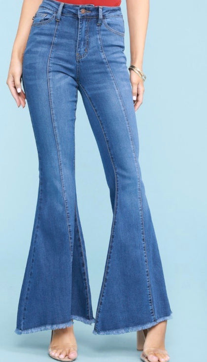 Judy Blue Bell Bottom Jeans