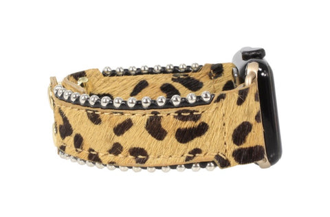 ERIMISH CHEETAH Apple Watch Band