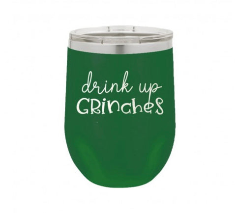 Grinches Tumbler