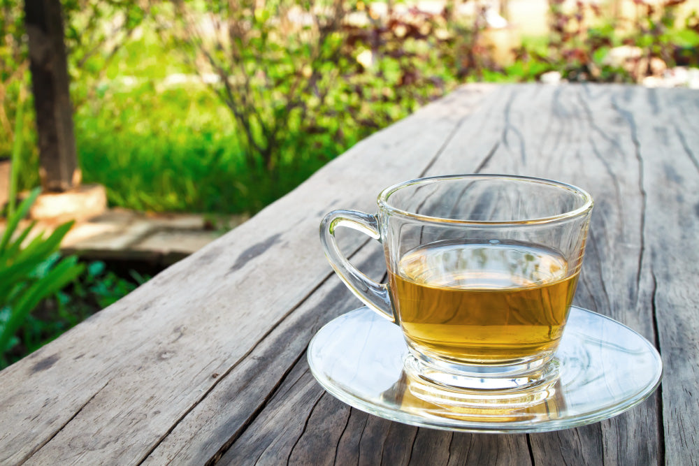 Drink Herbal and Green Teas to De-stress and Relax