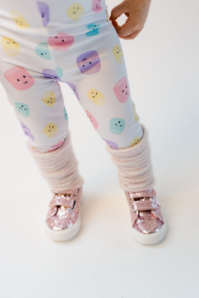 Marshmallow and Me Classic Baby Leggings