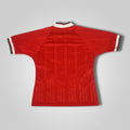 1993-1995 Adidas Equipment Liverpool FC Carlsberg Jersey