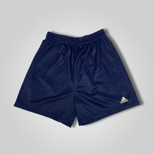 Y2K Adidas Team Spell Out Mesh Gym Shorts
