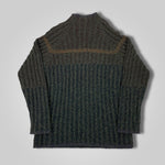 Load image into Gallery viewer, 80s 90s Donna Karan DKNY SAMPLE Knit Wool Sweater