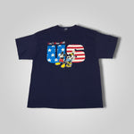 Load image into Gallery viewer, 90s Y2K Don't Mess With US Mickey & Minnie Mouse T-Shirt