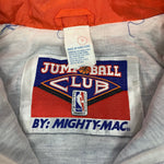 Load image into Gallery viewer, 90s Jump Ball Club Might Mac New York Knicks Track Suit