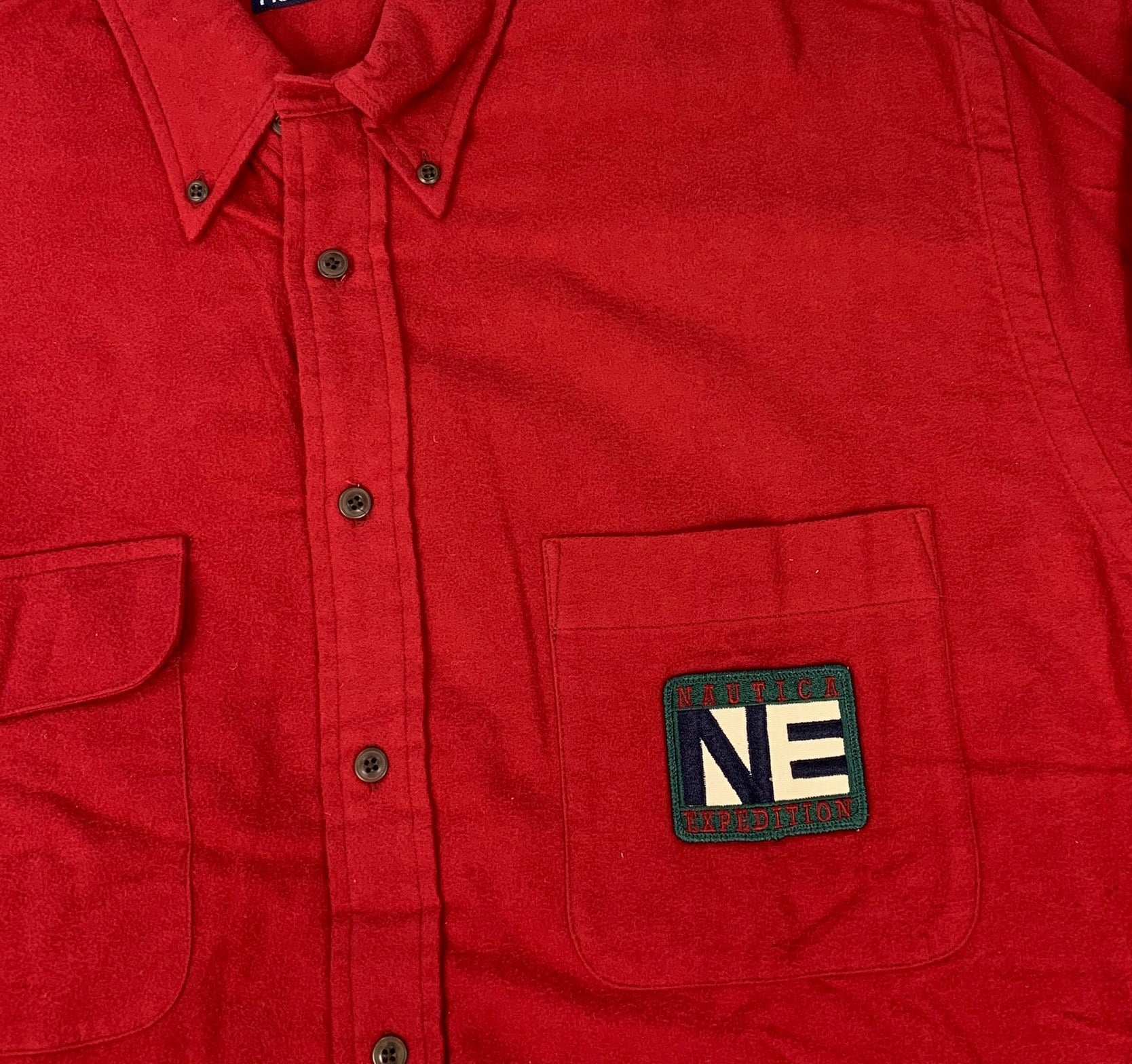 90s Nautica Expedition Button Down Shirt