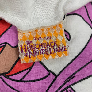 90s Disney The Hunchback of Notre Dame Movie T-Shirt